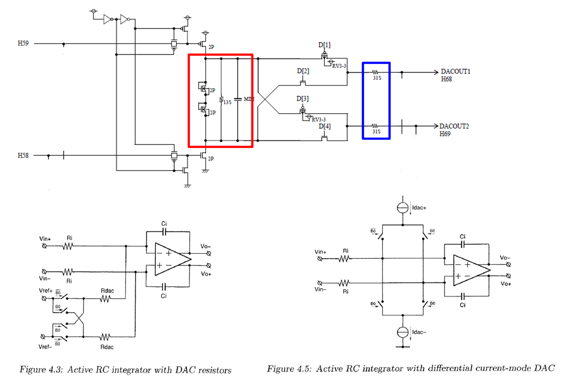 The Designers Guide Community Forum Current Dac For Continuous Rc Integrator Circuit 160421 220513