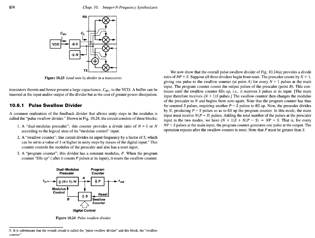 The Designers Guide Community Forum Np S Divider Not Working 2 Mhz Frequency Standard With Dividers Raz Blockdiag Psw